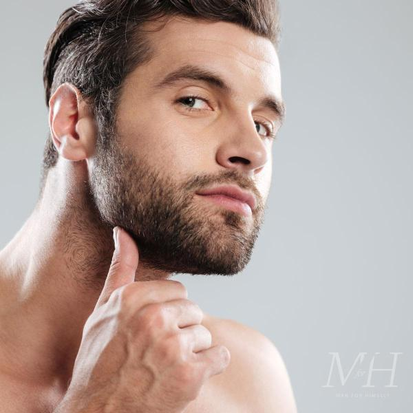 How To Fix A Patchy Beard | Budget Hack!