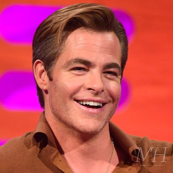 Chris-Pine-Celebrity-Hairstyle-2019-Man-For-Himself