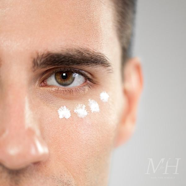 How To Get Rid Of Dark Circles And Eye Bags | Men's Grooming