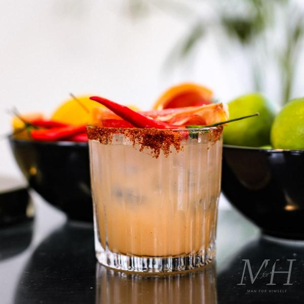 Chilli & Grapefruit Margarita