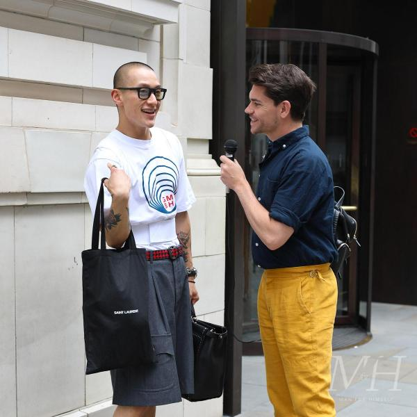 The Best Dressed Men In London | Summer 2019