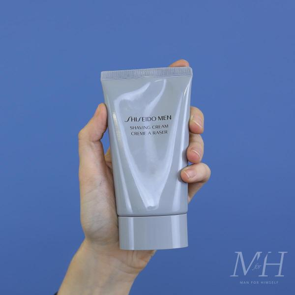 shiseido-men-shaving-cream-product-review-man-for-himself