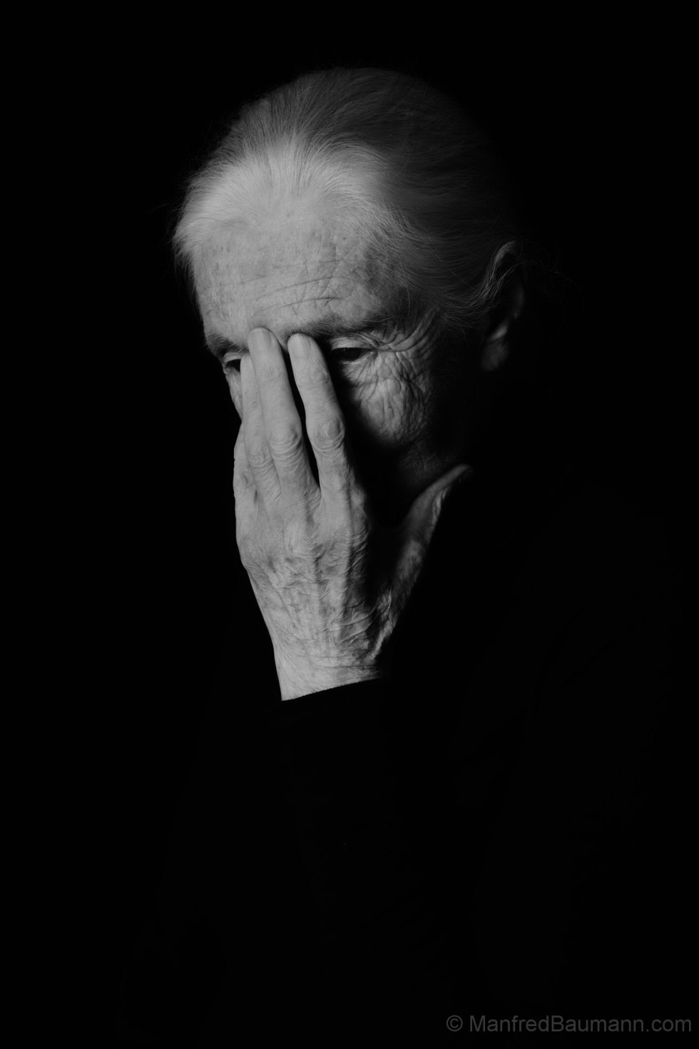 Jane Goodall by Manfred Baumann 2019 2