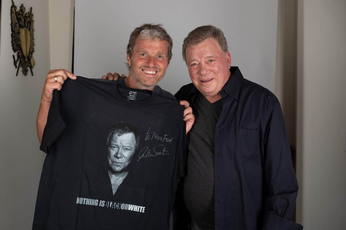 William Shatner 2018 by Manfred Baumann 18