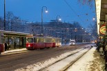 4043-c5 Linie 2 Bellaria Ring Schnee Feb 17-1-2