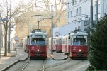 4730-c4 Linie 25 u 4781-c4 Linie 30 Floridsdorf 1-17-2