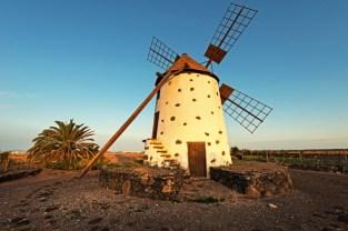 windmühle u Sonnenaufgang El Cotillos_4-2