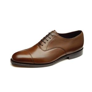 Loak Shoes 1880 Range Aldwych dark brown