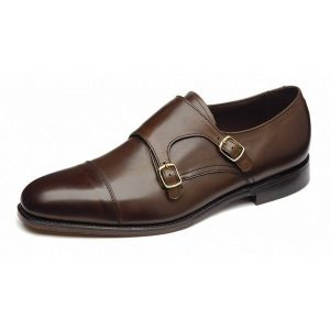 Loak Shoes 1880 Range Cannon Brown