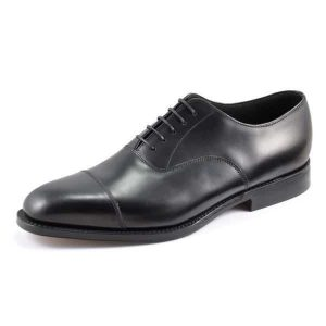 Aldwych Black Leather Shoes