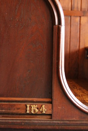 Gordon Bennet Bar Williamsburg Woodwork design