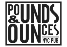 Pounds and Ounces Studio Kraut NYC Pub
