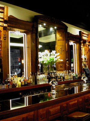Pounds and Ounces historic Bar restoration