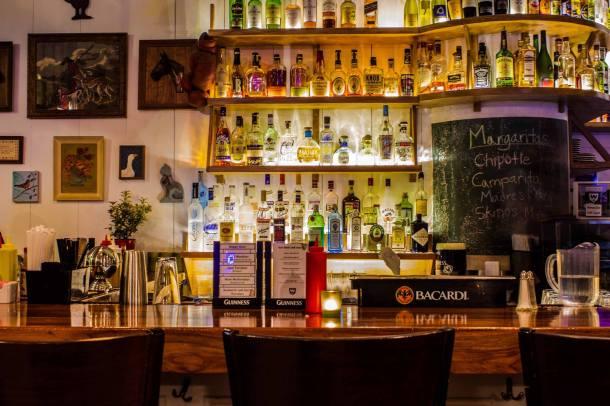 Westville Hudson Bar NYC