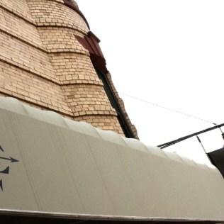 East Wick restaurant exterior design