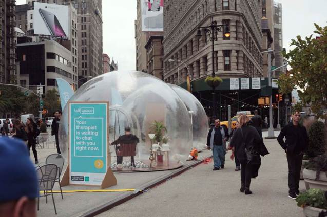 igloo office in NYC for talkspace 013