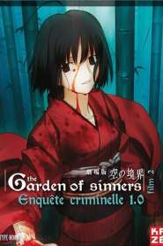 the Garden of sinners Chapter 2: …and nothing heart. (Murder Speculation Part A) (2007)