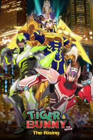 Tiger & Bunny: The Movie – The Rising (2014)