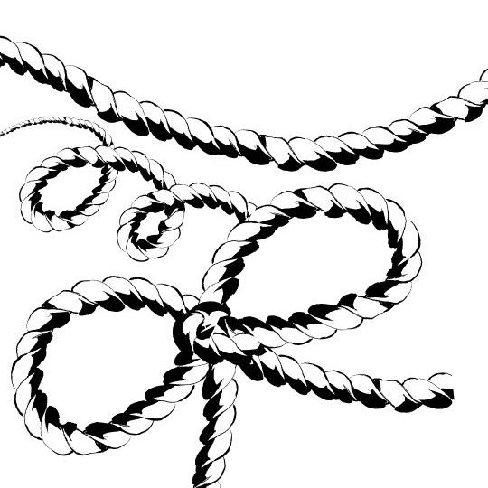 Free・Rope (Beta) Ribbon Brush – MANGA MATERIALS