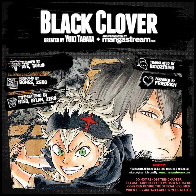 Black Clover Chapter 95 Read Online Image 2