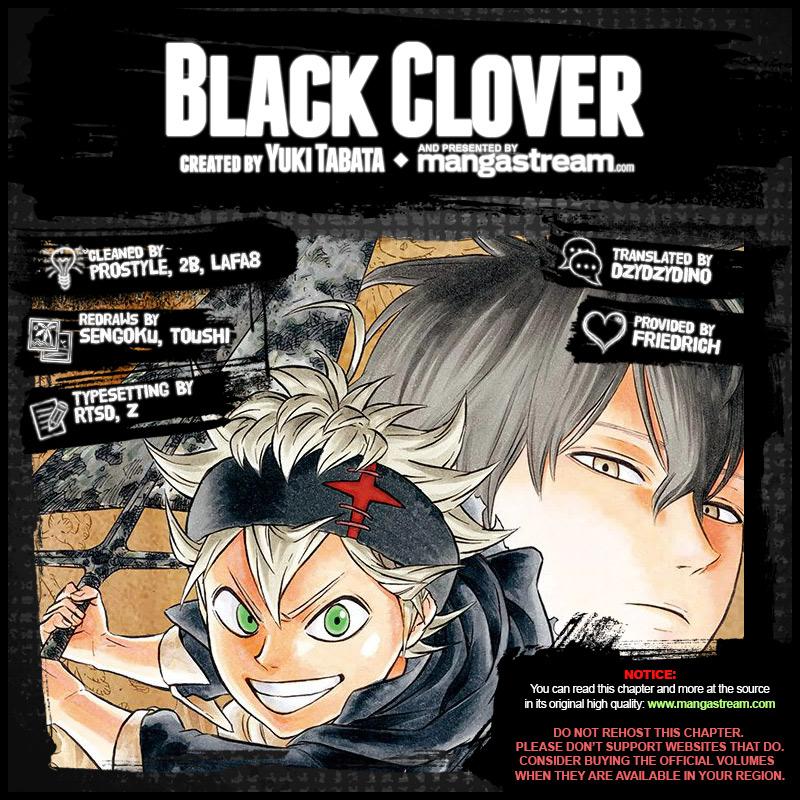 Black Clover Chapter 185 Read Online Image 2