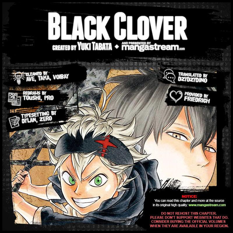 Black Clover Chapter 99 Read Online Image 2