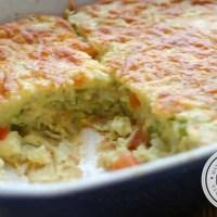 Torta de Abobrinha | Uma delícia para o dia a dia!