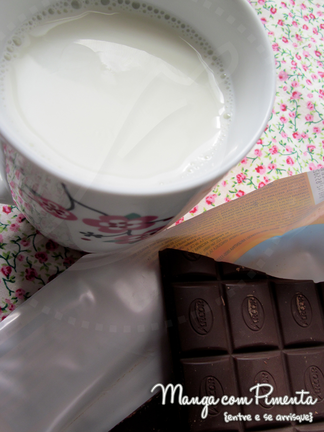 Chocolate Quente {Comfort Food}
