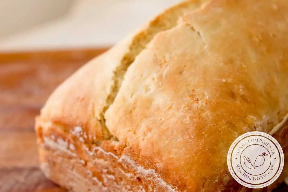 Receita de Pão de Cebola - para o lanche da tarde com a sua família ou amigos!
