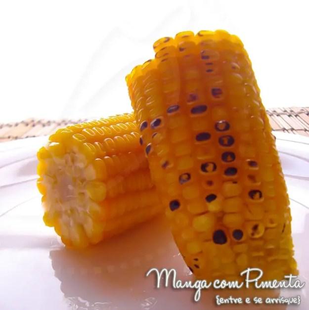 Como cozinhar milho...