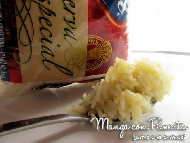 Comprinhas de Supermercado: Qual tipo de arroz que você compra para ficar perfeito?
