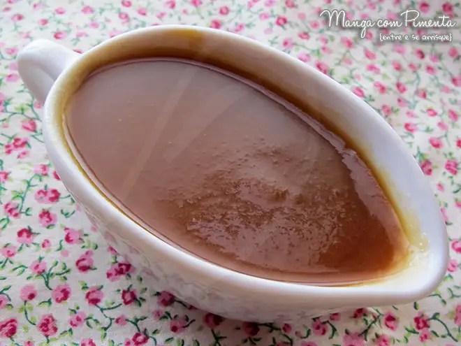 <h2>Calda de Caramelo</h2>