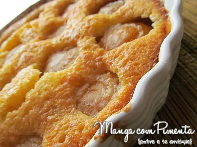 Torta de Pêssegos