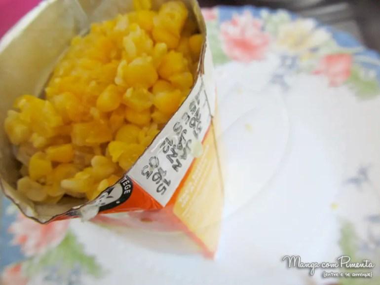 Sorvete de Milho Caseiro {Comfort food}