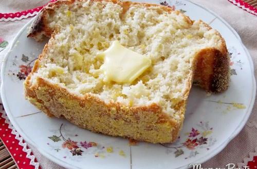 Milho Verde Fresco | Para começar o bem dia com esse belo pão caseiro.