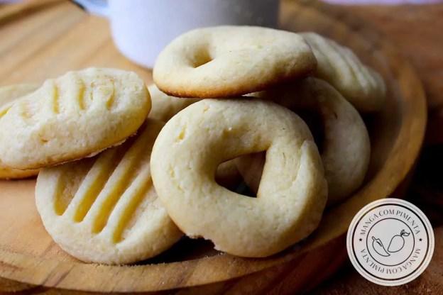 Receita de Biscoitos de Leite em Pó - sirva no café da manhã ou da tarde - gostinho de Leite Ninho!