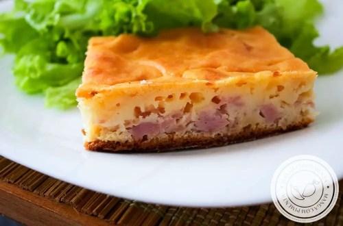 Torta de Frios de Liquidificador - prepare esse lanche caseiro para quem você mais ama!