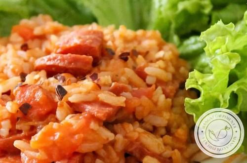 Arroz Serrano - um delicioso prato para qualquer ocasião!