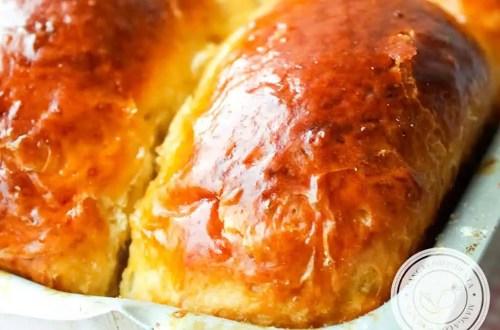Bisnaguinhas de leite em Pó - para um café da manhã delicioso.