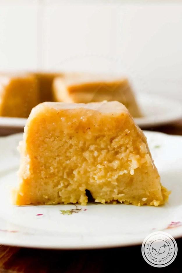 Receita de Pudim de Pão Micro-ondas - sobremesa para almoço de domingo ou para dia de comemorações!