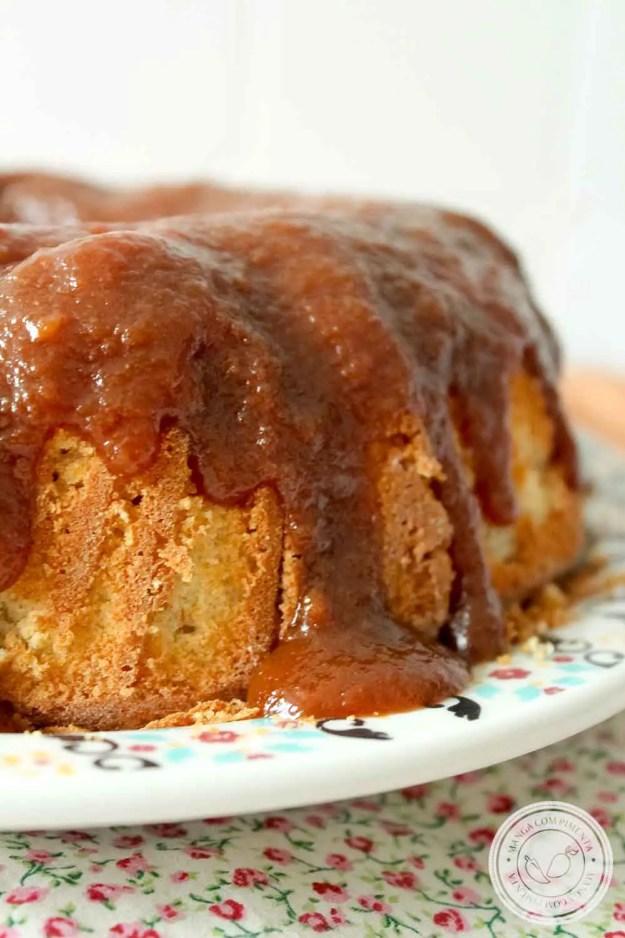 Receita de Caramelo Salgado -deixe seu bolo, torta, sorvete ou qualquer sobremesa mais gostosa!