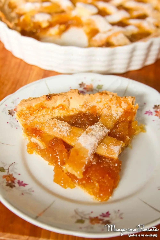 Torta Doce de Geléia Abacaxi - Especial Ceia de Natal Youtube