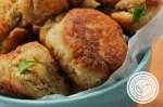 Receita de Bolinho de Atum - prepare um delicioso petisco ou sirva no almoço com saladinha verde.