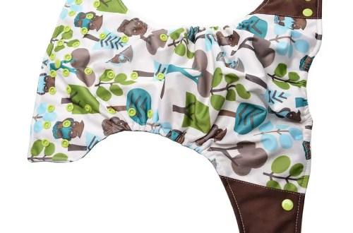 Fraldas de Pano: Modernas e Ecológicas... eu escolhi usar!