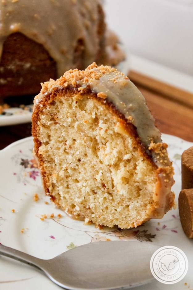 Receita de Bolo Junino de Paçoca - Para alegrar o arraial com esse bolo delicioso.