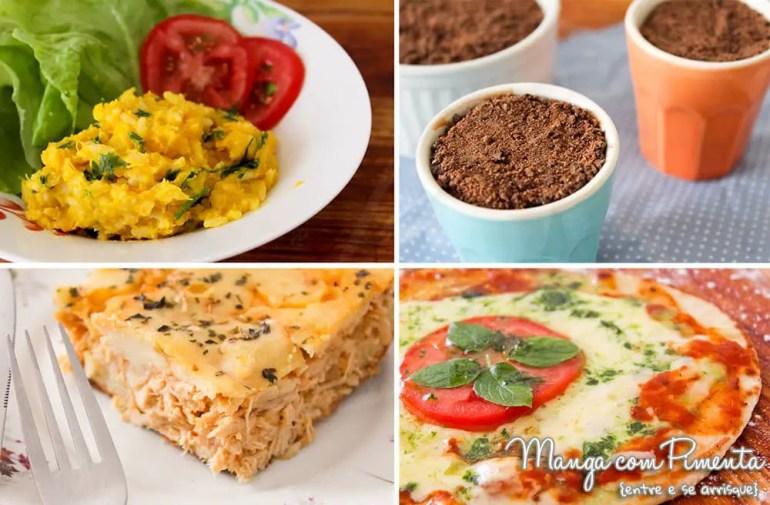 Dia das Crianças: Receitas para fazer um almoço especial para os baixinhos!