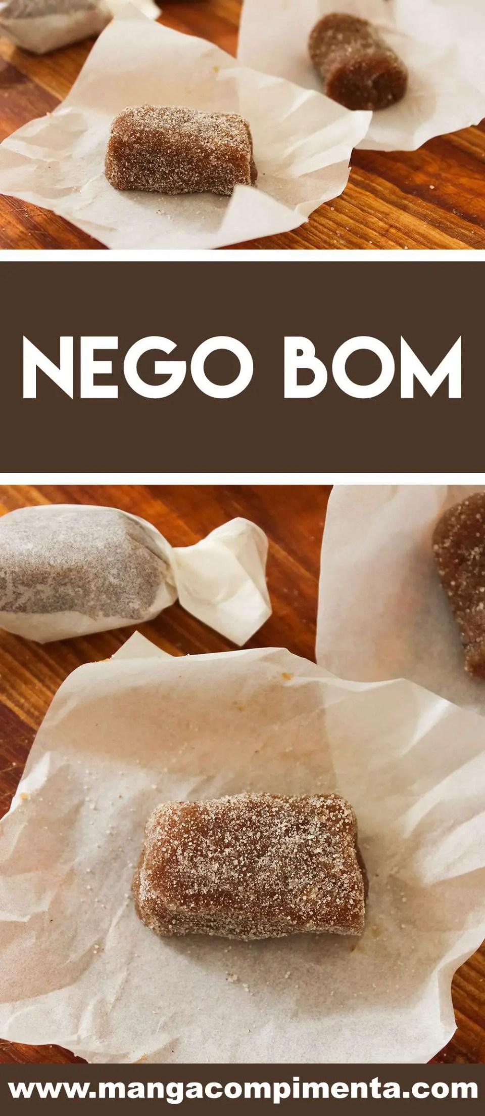 Receita de Nego Bom - prepare um doce de banana caseiro e delicioso, você não vai parar de comer.