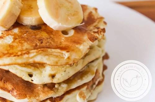 Panquecas Americanas Fofinhas - Aprenda a fazer para o seu café da Manhã!