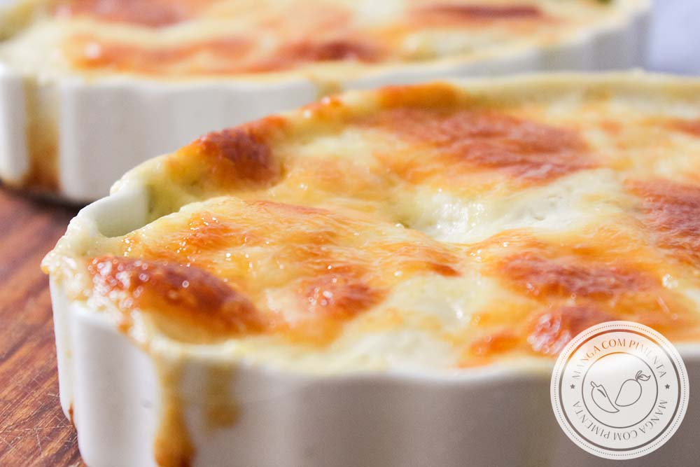 Batata Gratinada - Uma receita fácil para um jantar ou um almoço especial!