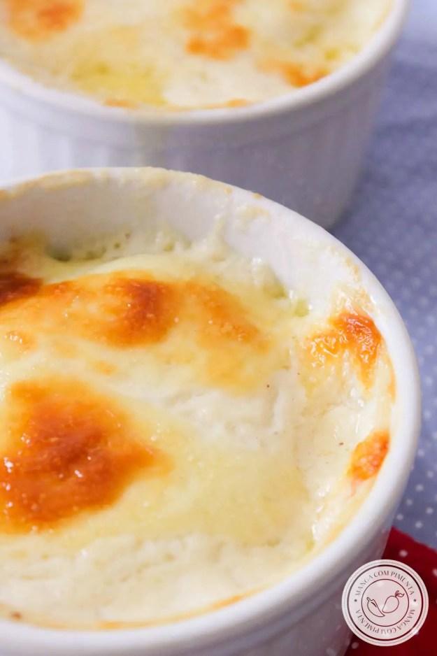 Chuchu Gratinado - uma receita deliciosa para fazer nos dias frios!